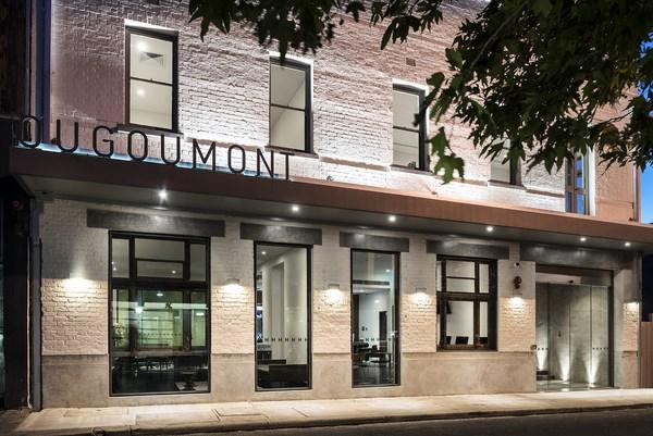 hotel australiano hougoumont fachada diariodesign