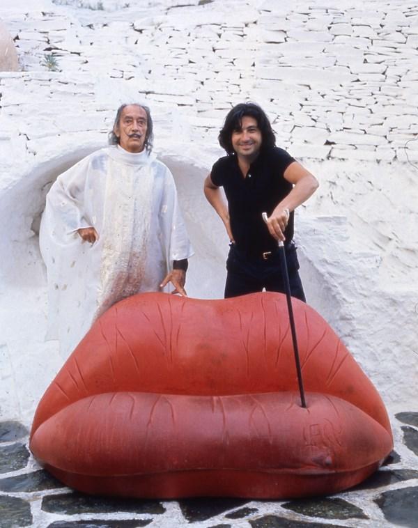 2 Dalí y Tusquets
