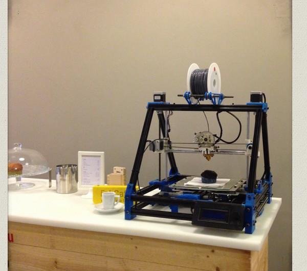 impresora 3D FabCafe Barcelona
