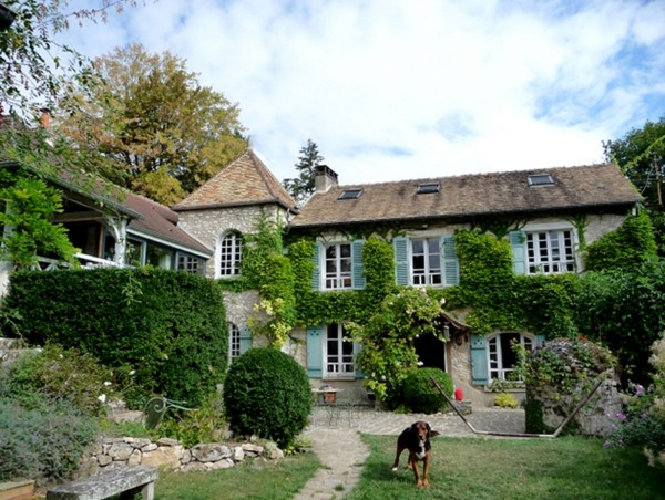 Behomm casa cerca de París