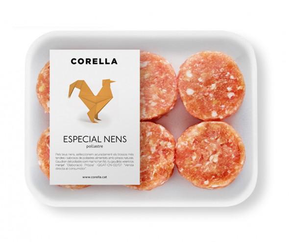 Corella Nens Pollastre