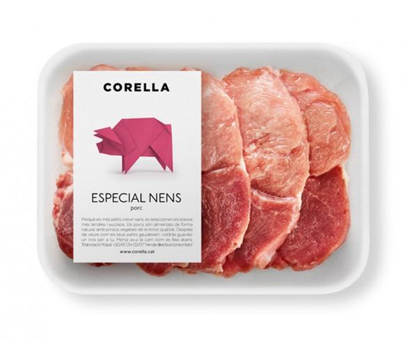 Corella Nens Porc