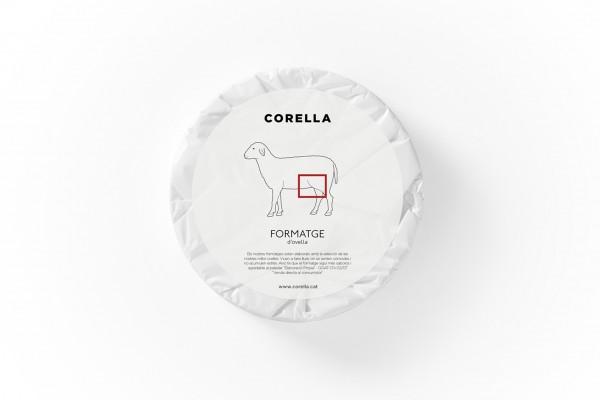 Corella queso