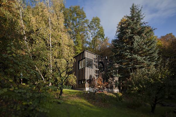 casa de madera bence turanyi fotografia diariodesign