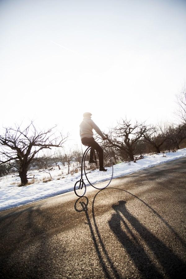 Standard highwheels de Per Olof Kippel bicicleta diariodesign