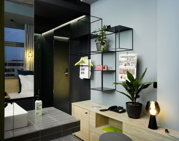 hotel bikini werner aisslinger dise a para la cadena hotelera 25hours su primera apertura en. Black Bedroom Furniture Sets. Home Design Ideas