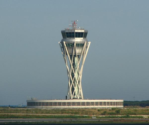 7 Torre control aeroport barcelona