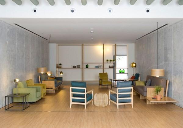 Centro Residencial Cugat Natura de Castells·Bartolome Interioristas 1 (Copiar)