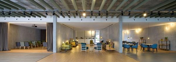 Centro Residencial Cugat Natura de Castells·Bartolome Interioristas 2 (Copiar)