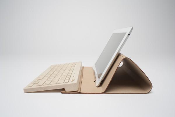 Oree, teclado de madera