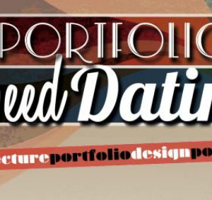 portfolio speed dating