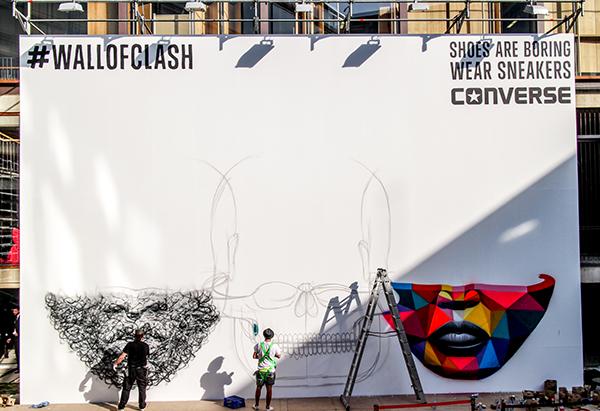 #wallofclash Foto Mural COAM_03_Fot_Dani Canto