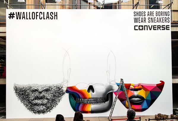 #wallofclash Foto Mural COAM_04_Fot_Dani Canto