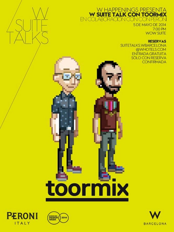 05MAY - W SUITE TALK - TOORMIX
