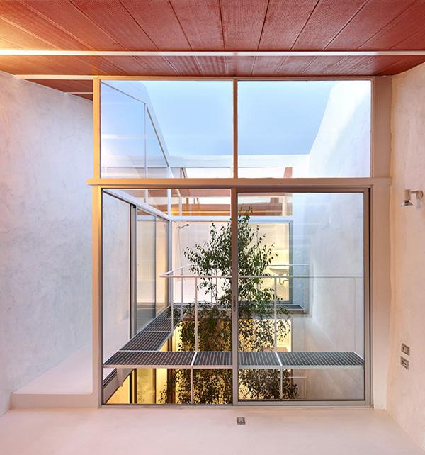 ARQUITECTURA-G  casa luz cilleros 30
