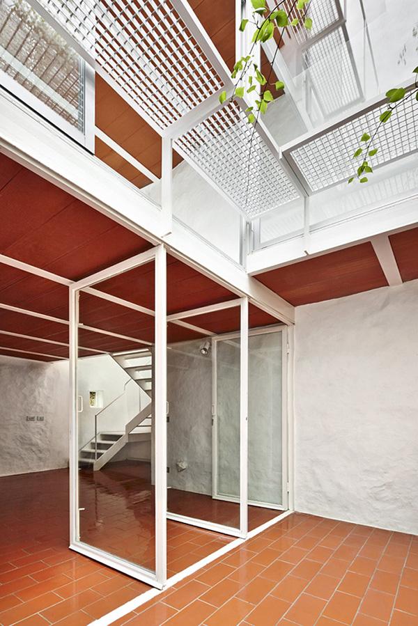 ARQUITECTURA-G  casa luz cilleros 9