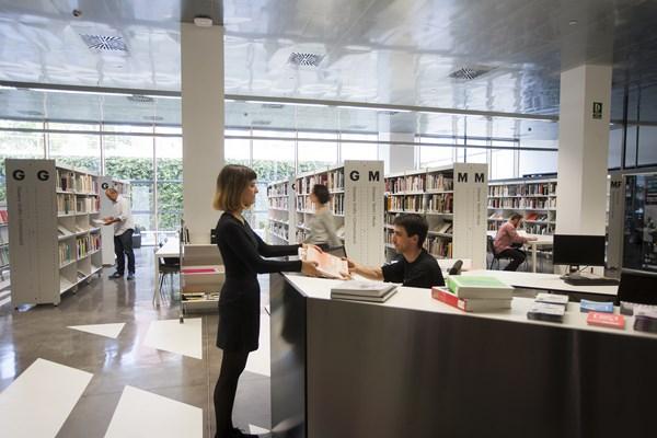 Centre de documentacio museu del disseny barcelona