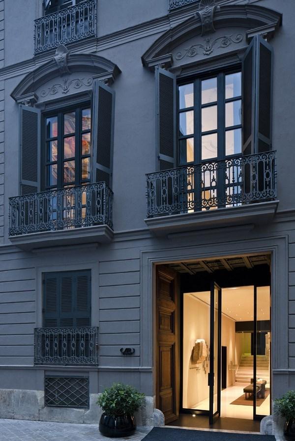 Caro Hotel de Francesc Rif u00e9  Un palacio de 2 000 a u00f1os convertido en el primer hotel monumento de