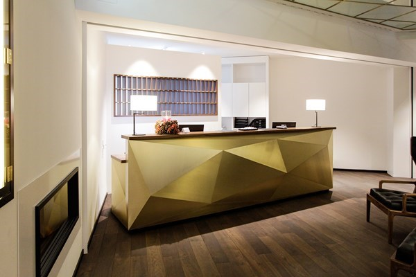 Hotel City Zurich de Dyer-Smith Frey 5