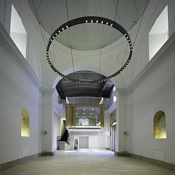 Iglesia del Convento de las Jerónimas de Brihuega Guadalajara Adam Bresnick Arquitectos 1