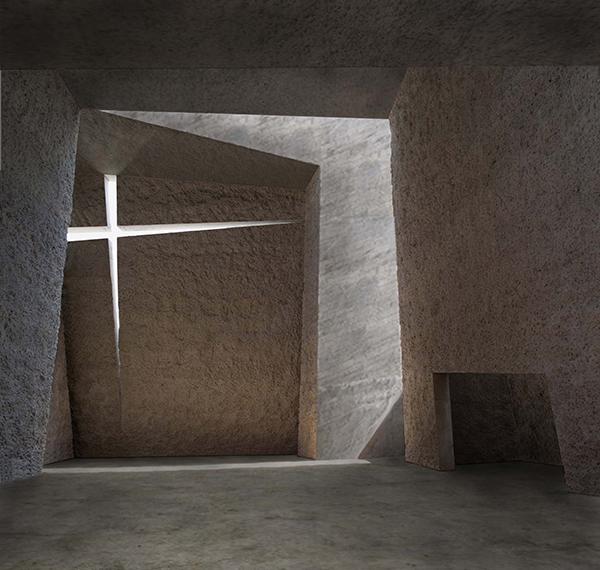 Iglesia del Santísimo Redentor Los Majuelos San Cristóbal de la Laguna Tenerife) de Fernando Menis 2