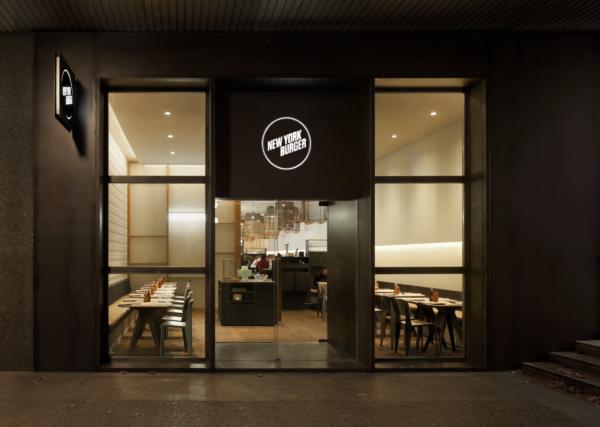 fachada New York  Burger en Madrid