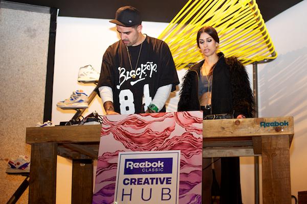 Reebok Creative Hub 3