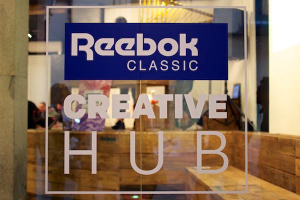 Reebok Creative Hub 4