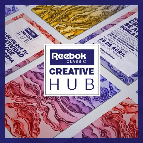 Reebok Creative Hub 7