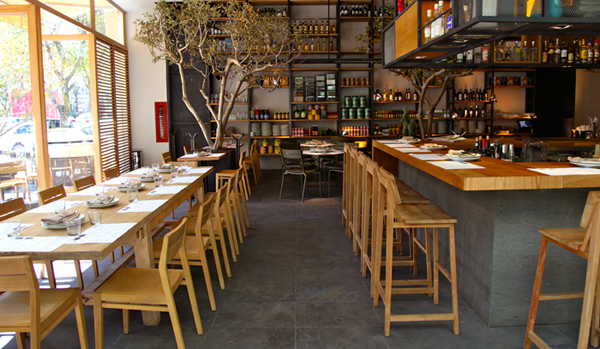 Restaurante Cuinea Sandra Tarruella México DF 1