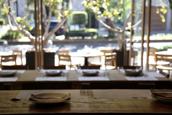 Restaurante Cuinea Sandra Tarruella México DF 6