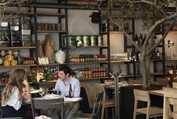 Restaurante Cuinea Sandra Tarruella México DF 3