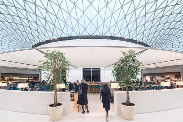 british museum restaurante softroom diariodesign