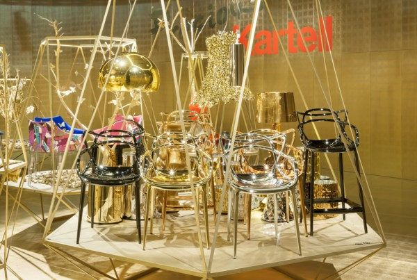 Top Five Milán Kartell