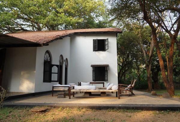 La casa de Studio Mumbai.