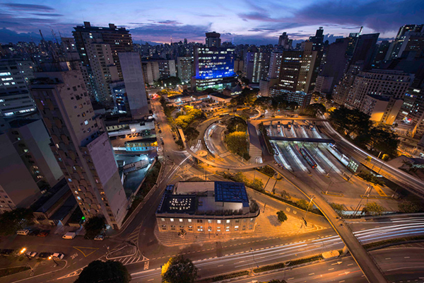 red bull station sao paulo Triptyque 2