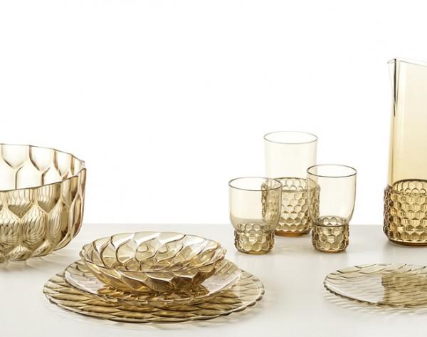 salone_milan_2014_kartell_urquiola_glassware_gold