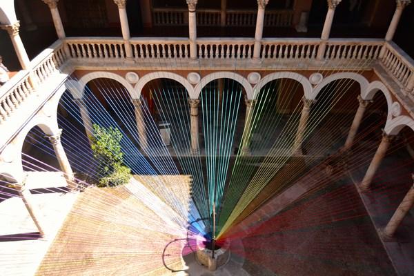 1 museo encaje de colores