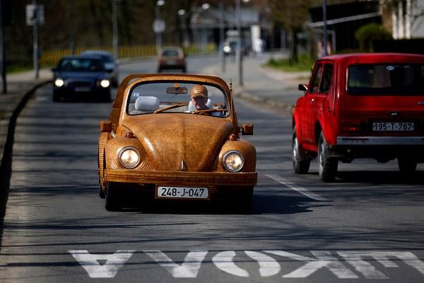 1 vw beetle madera