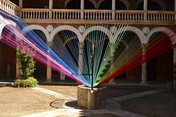 11 museo encaje de colores
