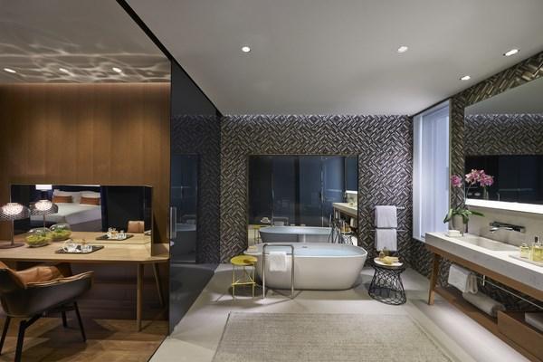 12 suites mandarin oriental barcelona