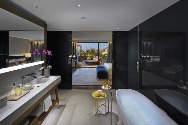 13 suites mandarin oriental barcelona