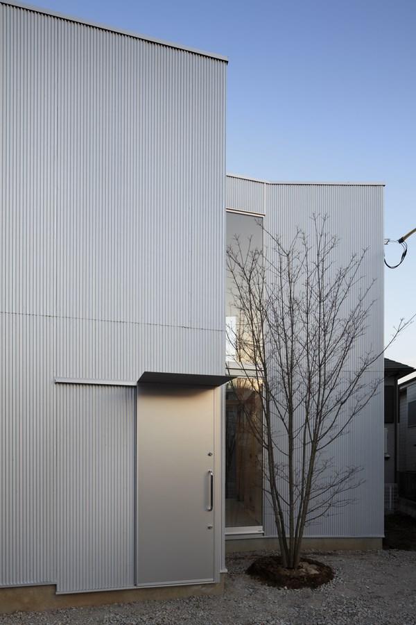 13 unfinished house kashiwa