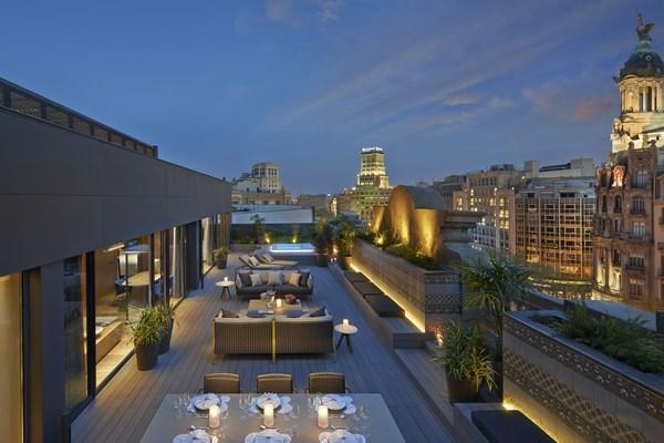 2 suites mandarin oriental barcelona