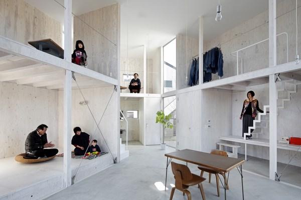 2 unfinished house kashiwa