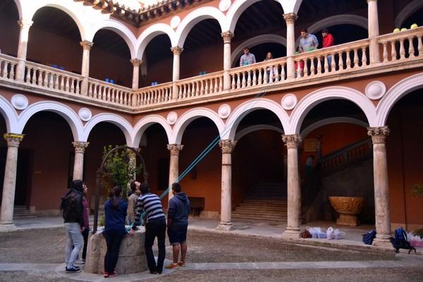 3 museo encaje de colores