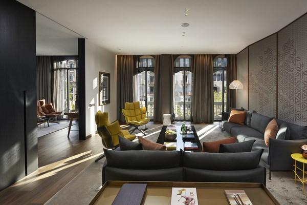3 suites mandarin oriental barcelona