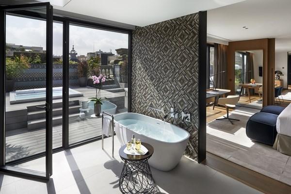 4 suites mandarin oriental barcelona