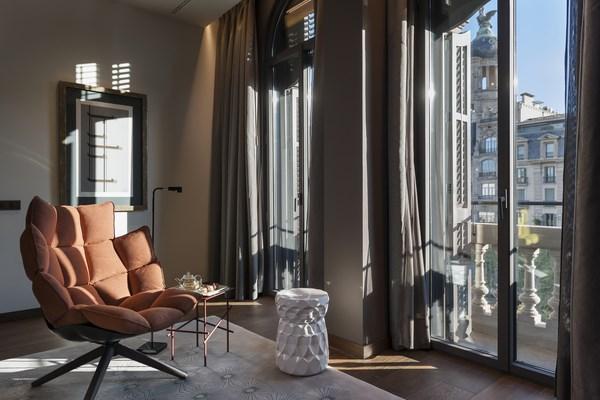 6 suites mandarin oriental barcelona
