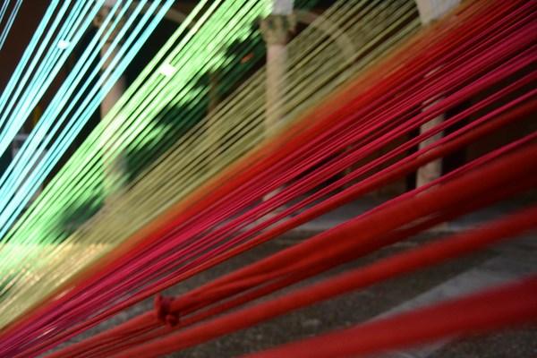 8 museo encaje de colores